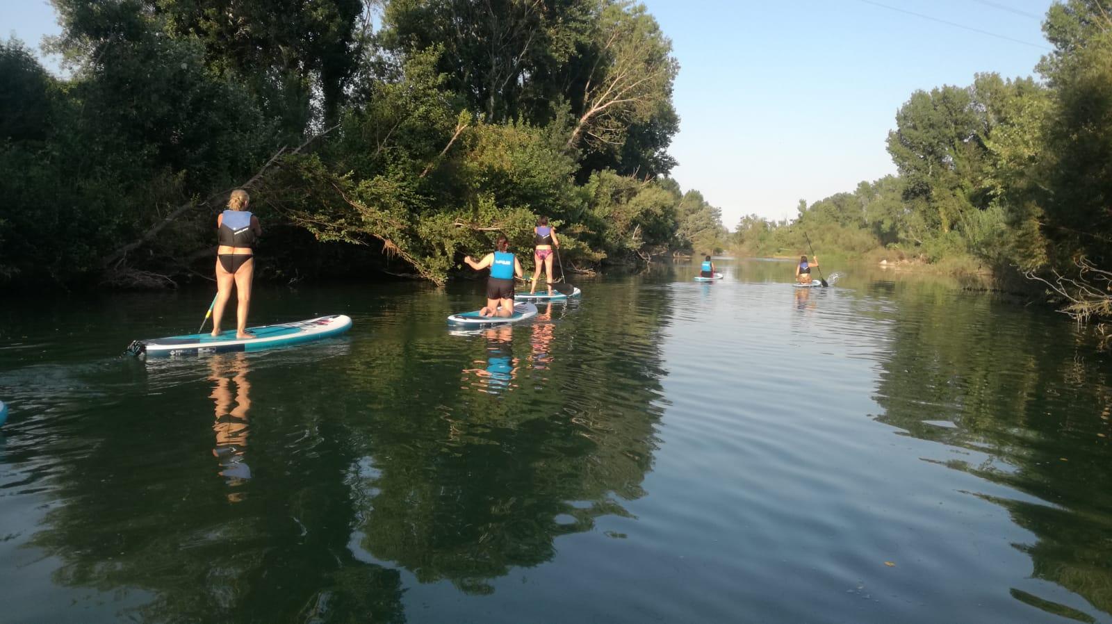 excursiones paddle